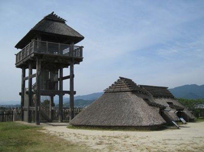 弥生時代を代表する遺跡のひとつ、吉野ヶ里遺跡