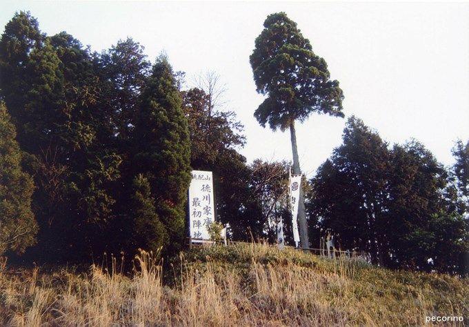 徳川家康本陣 - 超高速関ヶ原は予定通りだったのかもしれない
