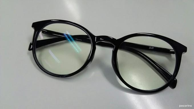 紫外線100%カットのクリアサングラス