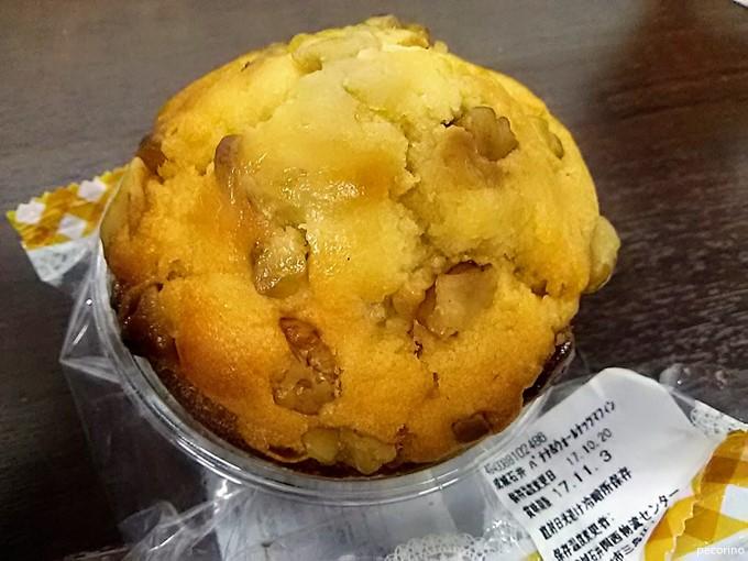 バナナ&ウォールナッツマフィン 290円(税抜)